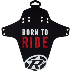 Reverse Born to Ride Spatbord, red
